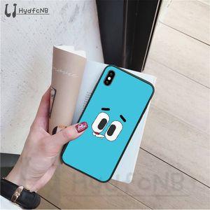2020 Case telefone Gumball açúcar Amazing World alta qualidade para o iPhone 11 pro XS MAX 8 7 6 6S Plus X 5 5S SE XR grossista