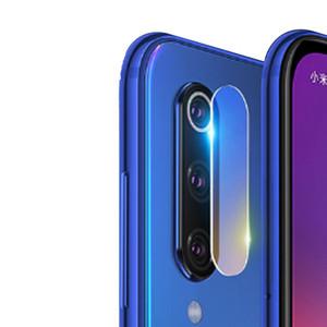 8 7 7A 6 K20 Pro Xiaomi Mi 9 SE 9T 8 Lite redmi için Not Arka Kamera Lens Geri temperli cam Ekran Koruyucu Premium Film Muhafız Patlama