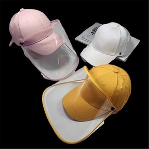 Baby baseball hat Anti-spitting Infection Protective Eye Cap Anti-fog Windproof Hat Anti-saliva Face Cover Cap Wholesale HN330