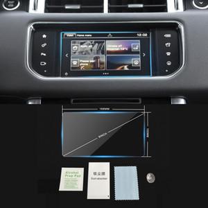 Para Range Rover Sport 2017-2020 Velar 2017-2020 Evoque 2020 Auto Carro Navegação GPS Monitor de GPS Protetor Filme de tela adesivo