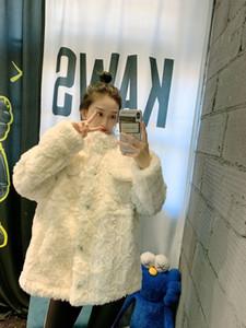 inverno top coat mulheres qualidade de peles sobretudo mulheres jaqueta outerwear 2020109-5621 * 3414 VL3L920U