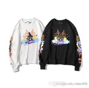 Mens Designer Sweatshirt Autumn Winter Couple Cotton Sweater Fashion High Quality Tide Brand HP Elf Print Crew Neck Sweater