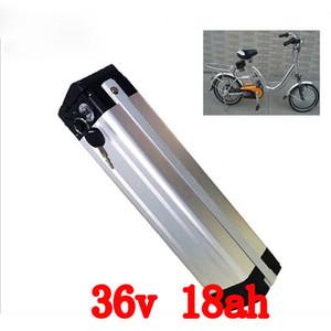 Inferior de descarga ebike 36 v bateria bicicleta elétrica da bateria 36 V 18Ah, para bafang 8fun 500 w do motor com Caixa de Alumínio de BM