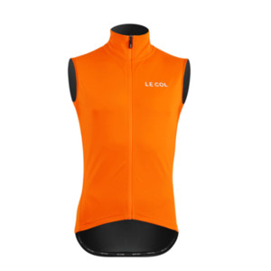 LE COL 2020 team sleeveless men jersey lightweight windproof waterproof breathable mesh chalecos ciclismo hombre cycle vest