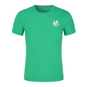 2020 Irlanda Shamrock Rovers FC Soccer camiseta Camisetas de fútbol 2020 2021 Shamrock Rovers FC Mangas cortas Fútbol Camiseta Fans Tops Tees