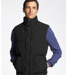 Canadian Jacket Marca Inverno Mens Homme FreeStyle Vest Canadá Gilet Down Vest jaqueta Jassen Expedition Parka Chaquetas Casacos