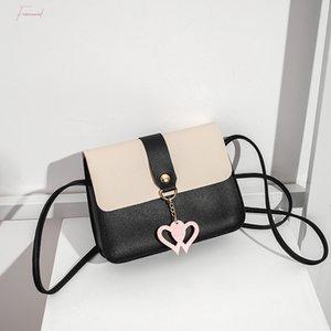 Fggs Damen Umhängetasche Frauen Messenger Bag Fashion handgemachte Tasche