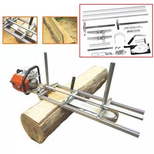 Tamanho de trituração portátil novo da barra do Planking da máquina do moinho de serra de cadeia da serra de cadeia 18 polegadas a 36 polegadas