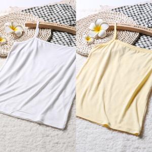 Modal camisole close-fitting sticker vest body sticker slim camisole versatile female base vest female