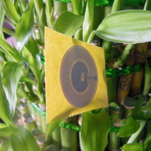 100pieces / lot al por mayor Dia.25mm NTAG215 NFC etiquetas Amibo etiquetas para Tagmo NFC Forum Tipo 2 Marcar