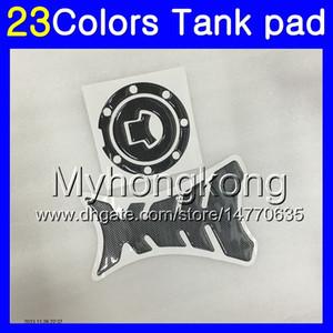3D Carbon Fiber Tank Pad для HONDA CBR1100XX Blackbird 1100XX 1996 1997 1998 1999 2000 2001 96-07 MY129 Бензобак Cap Protector наклейка деколи