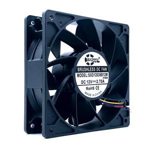 GPU lüfter Neue SXD12038B2M 12038 120mm 12 V 6000 RPM Für S15 S9 L3 + T9 + D5 Z9mini S11 M3 E9 + E10 A8 + A9 841 lüfter ersetzen QFR1212GHE