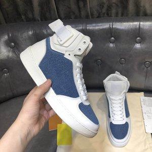 2019 new02 أحدث مصمم أحذية على الموضة للنساء أحذية الرجال الفاخرة RIVOLI حذاء BOOT حجم 35-44 أحذية مصمم العلامة التجارية
