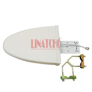 ao ar livre log banda completa periódica 800-2700MHz 9DB direcional GSM WIFI LTE 4G 3G WCDMA LPDA Antenna