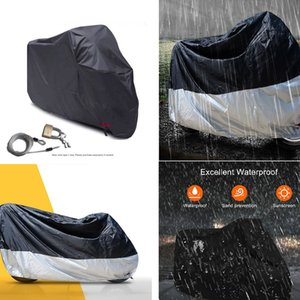 Professional Tampa Motorcycle Waterproof Oxford Cloth Scooter Protector L