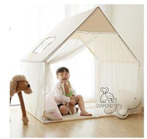 Children's room game tent Fabric Game House Kindergarten Entertainment Tent Outdoor tents Children game Beds