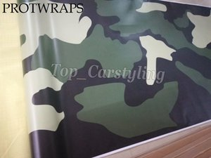 Commercio all'ingrosso grande bosco verde esercito camo vinile nero rosa camoufalge car graphics covring dimensioni 1.52x10 m / 20 m / 30 m disponibile