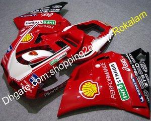 Motorradverkleidung für Ducati Motorrad Karosserieteile 996 748 998 916 1996 1997 1998 1999 2000 2001 2002 Verkleidungssatz (Spritzguss)