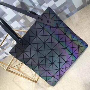 Yeni Bao Bao Çanta İleri Teknoloji Geometrik Çantalar Ekose Omuz Elmas Kafes baobao Bayanlar Messenger Çanta çanta Erkek Kadın Unisex