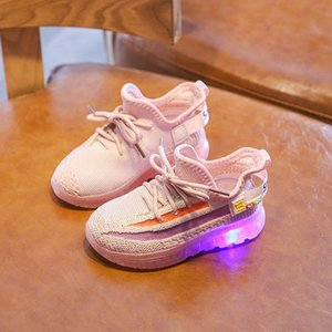 New LED toddler shoes baby shoes baby girl shoes toddler sneakers baby sneakers toddler boy shoe girls trainers boys sneakers B1146