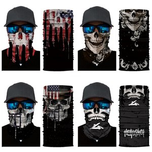 1PC Hiking Scarves Starry Sky Digital Printing Bandana Outdoor Insect-Proof Mask Multi-Purpose Capless Holiday Magic Turban#707