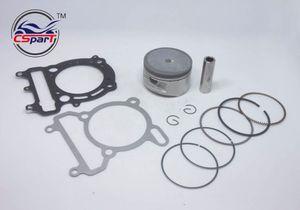Piezas Linhai 550 600 550cc 600cc LH2V73 anillo de pistón Gasket Kit ATV UTV