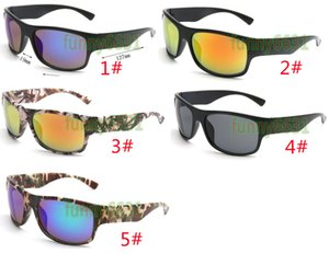 Free Shipping New Arrival brand man Wind glasses woman Sunglasses camouflage SPORT Sunglasses riving cycling Motorcycle glasses 5colors