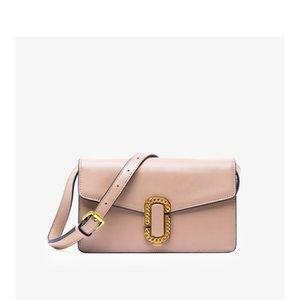 Dream2019 Bag Cowhide Woman Messenger Packet Paquete cuadrado pequeño de un solo hombro