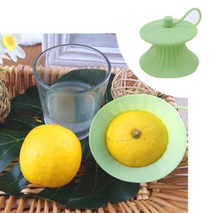 Silikon Manuel Limon sıkacağı Taşınabilir Meyve Limon Taze sıkılmış Meyve sıkacakları Kitchen Restaurant Limon Çeşnisi Sıkılmış Araçları