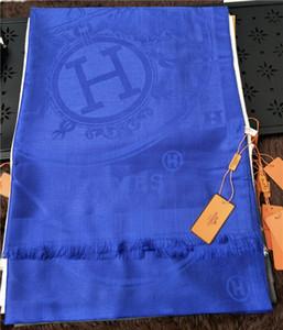 Классические высокого качества для женщин осенью и зимой хлопок шарф бренда лошадь письмо дизайн мужчины шарф размер шаль 180 * 70см шарф без коробки