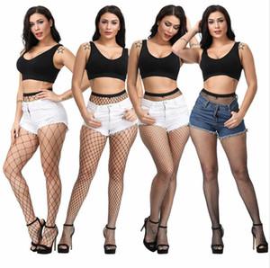 2020 Sexy Women Stockings Tights Bottoming Socks Non-slip Charming Temptation Fishnet Pantyhose Fashion Womens Underwear Clothing 4 Styles