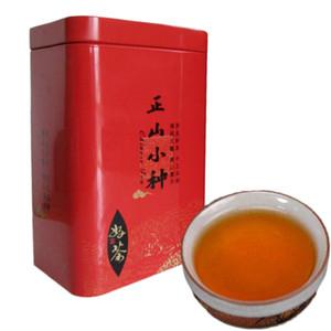 Китайский черный чай зеленая еда Лапсанг Сушонг улучшенный улун чай подарочная упаковка органический Лапсанг Сушонг 200 г общий вес
