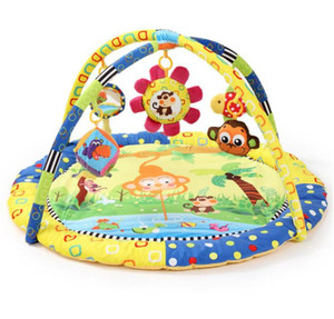 Baby Play Mat 90*90*50cm Tapete Infantil Kids Rug Playmat Baby Gym Fitness Frame Activity Mat Baby Toys Early education