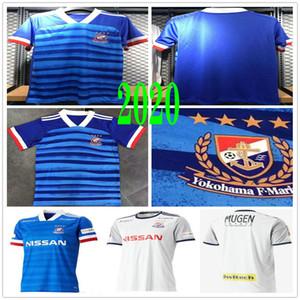2020 2021 Yokohama F. Marinos Maillots de football Nakagawa MARCOS JR. Hato sur mesure 20 21 Japon J League Yokohama Marinos Accueil Football Shirt
