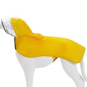 Pet Cat Dog Raincoat Hooded Reflective Puppy Small Dog Rain Coat Waterproof Jacket for Dogs Soft Breathable