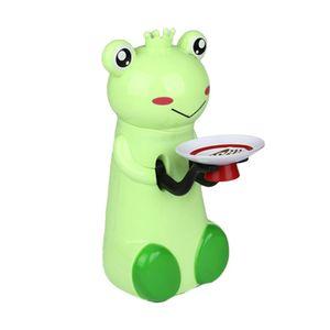 Novel Creative Toys Cartoon Animals Eat Money Savings Cans Plastic Fun Music Interactive Savings Cans Children's Toys