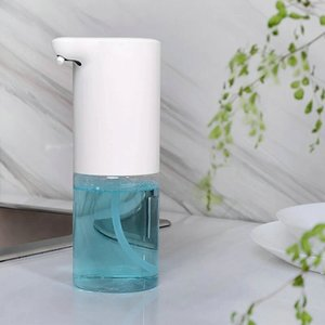 Automatic Foaming Soap Dispenser With Smart Sensor Built-in Touchless Infrared Induction Hand Sanitizer For Kitchen Bathroom Washing Hand