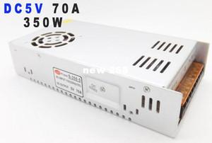Fuente de alimentación del interruptor de conmutación DC5V 70A 350W de salida única de Freeshipping para LED Strip Display Light 110V-220V AC a DC SMPS