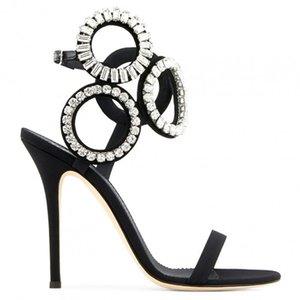 Горячие дизайнерские моды роскошные свадебные туфли свадебные туфли женщин сандалии женщин насосы 2019 новая мода дамы помпарды вечеринки 10см каблука