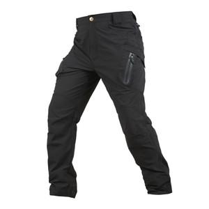 Pantaloni tattica esterna escursionismo Shanghai Story Uomo Stretch ad asciugatura rapida pantaloni