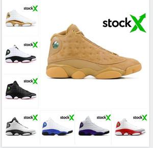 13 13s erkekler kadınlar basketbol ayakkabıları Aurora CNY NakeskinÜrdünRetro Atmosfer Barons Phantom Flint jumpman spor ayakkabı
