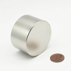 NdFeB Magnet Disc Dia. 50x30 mm Super Strong Grade N42 Neodymium Magnets Sensor Rare Earth Magnets Permanent Lab magnets