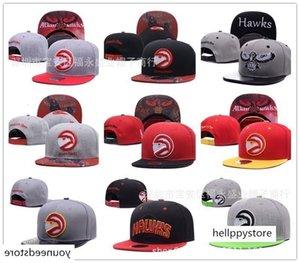 Baseball cap travel cap sunscreen hat Atlanta sports leisure cap Hawks hat