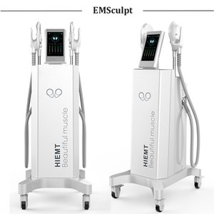 Rapide des navires Emsculpt Muscle Stimulator EMS Slimming Machine 7 Tesla intensité du ventre de stimulation musculaire Tonique ABS Rouage Beauté Fitness