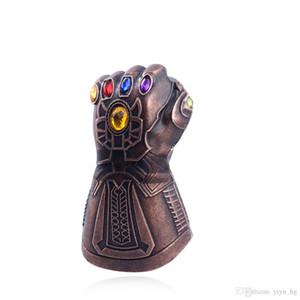 Guantes creativa Thanos Gauntlet botella de cerveza abridor Infinity Guantes de cristal Cap Remover La fiesta de la boda Vengadores Favorecer herramienta del hogar