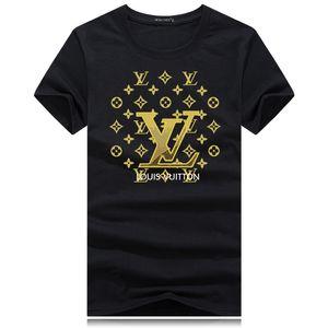 Brand New Clothing Mens Black Mens Long T shirt Tops Hip Hop Man T-shirt Short Sleeve Casual Men Tee shirts For Male