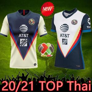 2019 2020 المكسيك LIGA MX Club America سترة رياضية لكرة القدم 19 20 Club UNAM Pumasl camisetas de futbol Cougar بدلة تدريب كرة القدم الفانيلة