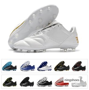 Mens Tiempo Legend Premier II 2.0 FG 7 VII R10 Ronaldinho Elite FG soccer shoes boots low ankle cleats Retro football cheap Size