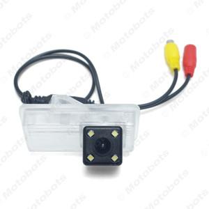 Auto Backup telecamera posteriore con LED per Toyota Land Cruiser Prado 120 2002 ~ 2010 Vecchio Reiz # 4692