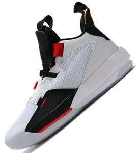Jumpman XXXIII 33 Chaussures de basketball Mode 33s Multicolores Noir Nouvel An Chinois Bleu Rouge Baskets de créateurs Baskets Hommes Chaussures